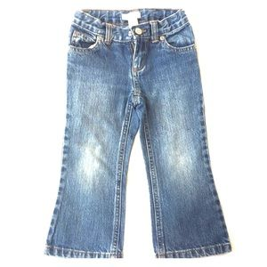 Old Navy baby girl blue jeans for 2T